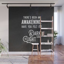 Awakening of the Force Wall Mural