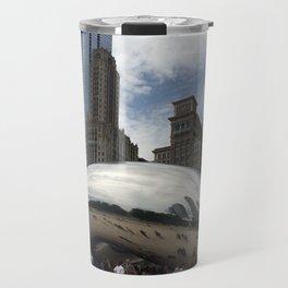 Cloud Gate Travel Mug