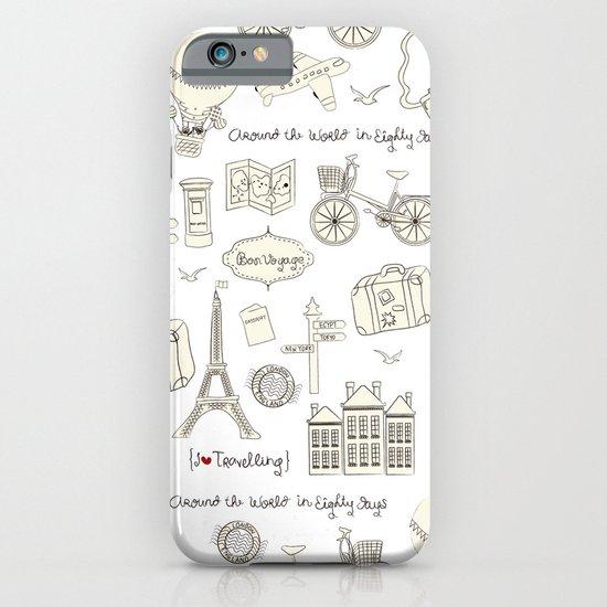 I {❤} Travel iPhone & iPod Case