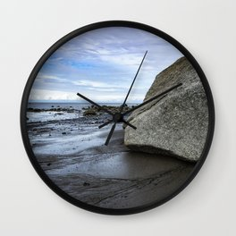 Kenai Beach Wall Clock