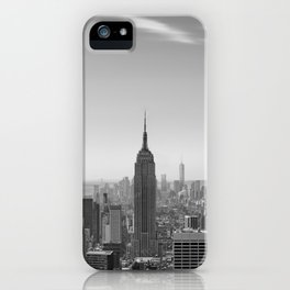 New York City - Empire State Building iPhone Case