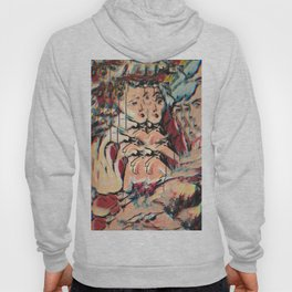 Many Faces Hoody