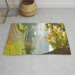 COUNTRY ROAD1 Rug