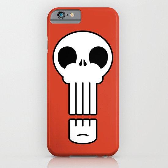 Long Skull iPhone & iPod Case