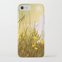 country iPhone & iPod Cases featuring Country by Natalie Reed