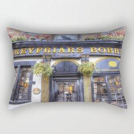Greyfriars Bobby Pub edinburgh Rectangular Pillow