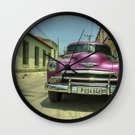 Chevy 1951 Wall Clock