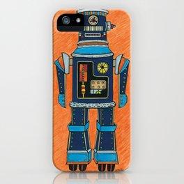 p.c.-bot by Nettwork2Design nettie heron-middleton iPhone Case