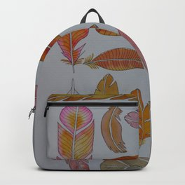 Warm Feathers Backpack