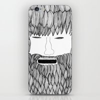 doodle iPhone & iPod Skins featuring Doodle by David