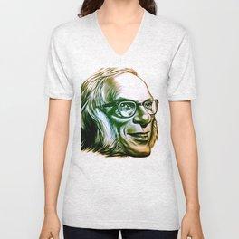 Isaac Asimov  Unisex V-Neck
