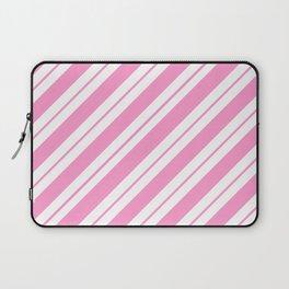 Rose Quartz Peppermint Laptop Sleeve