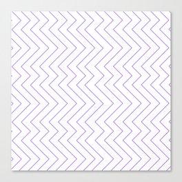 YARA ((royal purple)) Canvas Print