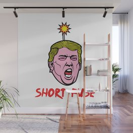 Short Fuse Wall Mural