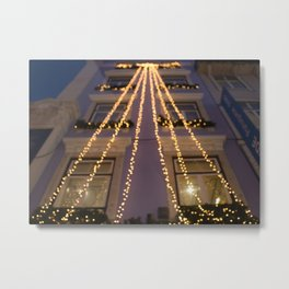 Jingle everywhere Metal Print