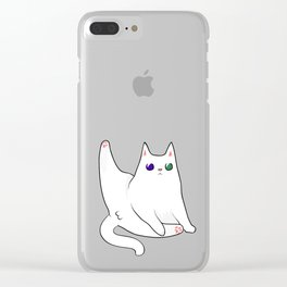 Hello there kitty Clear iPhone Case