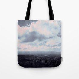 EVAPORATE Tote Bag