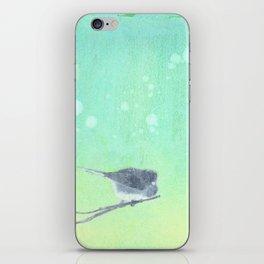 Junco Inked iPhone Skin