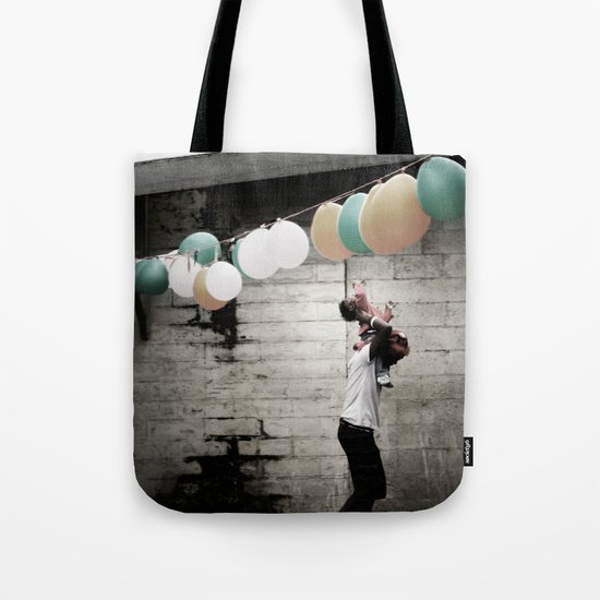 For a moment I remembered. Tote Bag