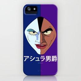 Baron Ashura iPhone Case