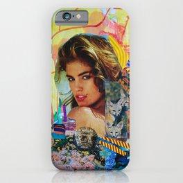 Cindy Crawford iPhone Case