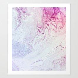 Marble No. 21 Art Print