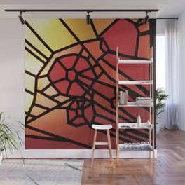 STAINED Wall Mural