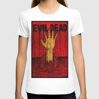evil dead T-shirts featuring Evil Dead by Pineyard