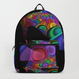 the seamless highheels Backpack