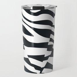 Tiger Stripes Travel Mug