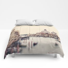 Venice Grand Canal Comforters