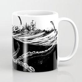 Kraken Rules the Sea Coffee Mug