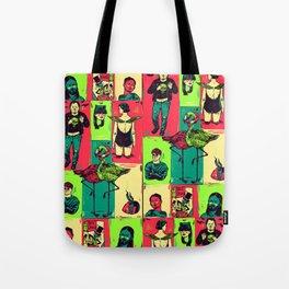 Random_things03.jpg Tote Bag
