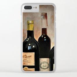 Spirits Clear iPhone Case