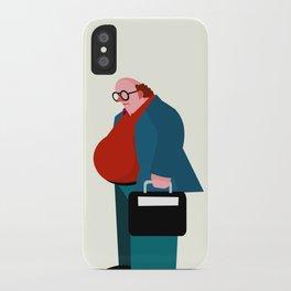 Horace iPhone Case