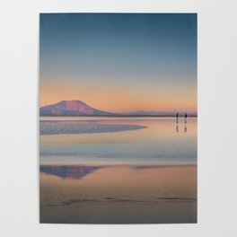Atacama's Reflections Poster
