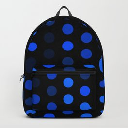 Blue Dots Backpack