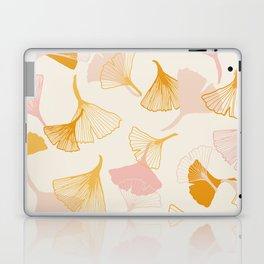 Ginko leaf pattern Laptop & iPad Skin