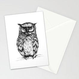 Inked Owl Stationery Cards