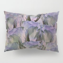 Glamorous Lavender Roses Abstract Pillow Sham