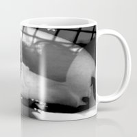 sleep Mugs featuring Sleep by Shadoe Leibelt