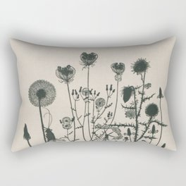 Nouveau Nature Rectangular Pillow