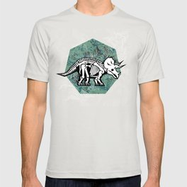 Triceratops Fossil T-shirt