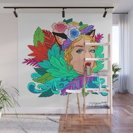 Fairyland Wall Mural