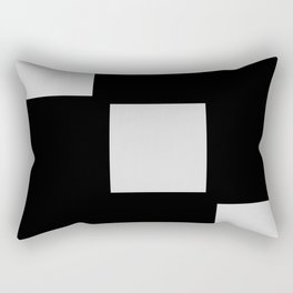 test save draft - nothing else Rectangular Pillow