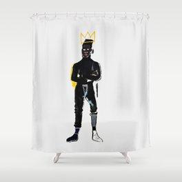 MP Basquiat Shower Curtain