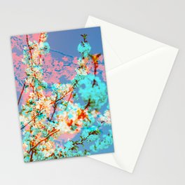 Cherry Blossoms Stationery Cards