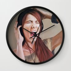 Let´s Party! Wall Clock