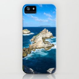 Ends of the world iPhone Case