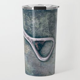 Vintage Bottle Opener Travel Mug